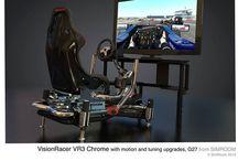 VR3 Racing Simulators