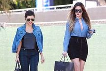 Kardashian/Jenner Style