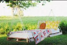 Gardening & outdoor ideas / dyi #ideas #outdoor ideas #pallet #ideas