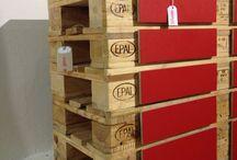 New furniture ideas / #pallet #furnishings #ideas #wood #decor #ecohouse #ecodesign