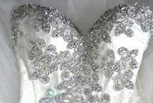 Wedding Dresses / Stunning wedding dresses and gowns.