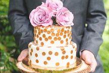 Wedding Cakes / Pretty, fancy, elegant wedding cakes.