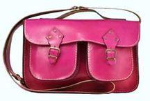Bags / Pretty bags: clutch, sling, tote, shopper, backpacks.