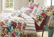 Bedroom / Pretty furniture, bedding and decor accessories for the bedroom.