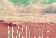 Summer | Beach | Fun / Pretty pictures of summer and beach happiness.