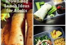Adult Lunchies ideas
