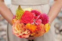 Wedding Flowers / Ideas for wedding flower decor and pretty bouquets.