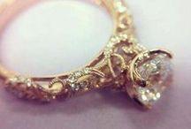 Rings / Pretty rings.