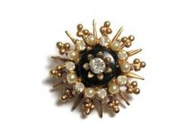 Brooches | Pins / Vintage brooches and cute pins.