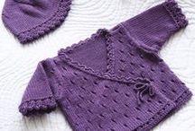 Baby & children cardigan&sweater / by habibe giren