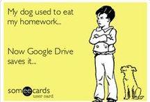 """Google / Opetuksen avuksi """"kaikkea Googlesta""""."""