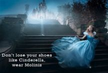 Molinis / Combine and accessorize your outfit with Molinis shoe accessory. For business women on the go!