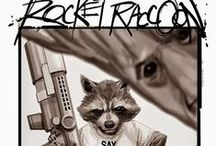 Rocket & Groot / Rocket Raccoon and Groot