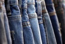Mud Jeans / http://www.mudjeans.eu/ A world without waste.  Jeans design with recycling in mind.  Lease or buy your jeans.  Circular Fashion! Reusing valuable materials, cutting down on resources.