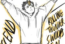 Haikyuu! / Akaashi is suffering. Help him out by not pinning anything inappropriate where he can see it (a.k.a here)  Message me if you wanna be added:3