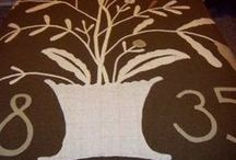 Wool / All Things Primitive Wool - Mats, Pillows, Bedspreads, & more