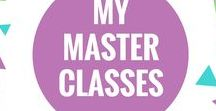 My master classes