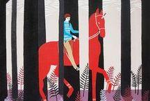 IKONA GRAPHICS / http://ikonamag.ru/illustrations