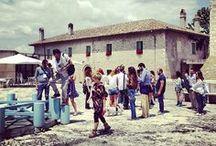 #InMontefalco - I partecipanti / I temerari che nelle giornate del 28-29-30 luglio 2013 hanno partecipato al media evento #InMontefalco