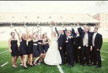 Football Wedding