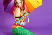 Rainbow Colours