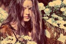 ➳  Gypsy Girl / Gypsy and Gypset Inspiration