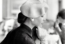 50's Yesterday / This was Glamour, Chic and Elegant fashion time