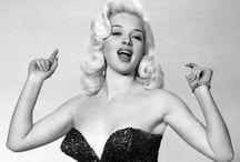"""Blonde Prefered The 50's / In the 50's, most of the blondes were not initialy, and many brunettes tried to adopt the """"blonde attitude"""", very famous at that time"""