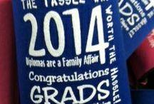 Graduation KOOZIES / Customized KOOZIES for graduation!