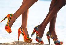 SHOEGAZZEM / fab heels, shoes, sneekers, trainers, african inspired,