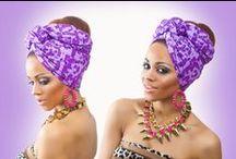 Headwrap Crowns / all styles of head wraps, african headrwaps, turbans, black women,