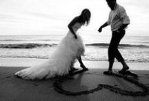 """Weddings By The Sea / What better place to say """"I Do"""" then amidst the sand and surf? Here are some of our favorite ideas for all you Beachy Brides."""