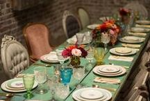 Dining Tables / Gorgeous tables