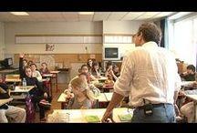 vidéos sur le harcélement à l'école / Témoignages, reportage, culture (musique), sensibilisation, ...