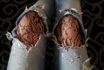 MEIAS-CALÇAS / Modelos únicos e estilosos de meias-calças.