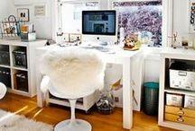 DECORAÇÃO / Inspiração e referências de decoração para diversos cômodos.