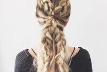 Hairspiration : Braids & Plaits / Braids and plaits