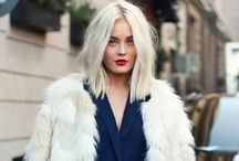 Hairspiration : Blonde / Blonde hair : cuts, colours, styles