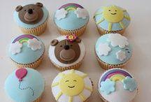 Nuestros diseños de cupcakes / Los mejores diseños de cupcakes que puedas encontrar.