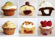 Sabores de nuestros cupcakes / Los sabores más deliciosos que podrás elegir en tus cupcakes...