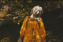 ➳ Waiste SS15 - 'Under The Wild Sky' / Photography: Alice Wint and Elen Aivali, Model: Alice Travis, Styling: Sara Thomas