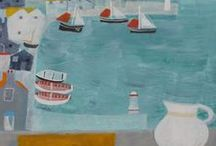 Cornish Art / Art and Artists from or working or have worked in Cornwall