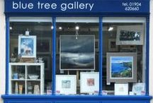 "2017 - Land Meets Sea Exhibition - Spring / 2017 - Land Meets Sea Exhibition - Our Spring Exhibition titled ""Land Meets Sea"" from 18th March to 6th May 2017. Original paintings by Rosemary Abrahams, Richard Barrett, Colin Carruthers and Giuliana Lazzerini. Ceramics by Brenda Wright. Also Original Prints, Ceramics, Sculpture, Glass, Jewellery & Handmade Art Cards by Gallery Artists/Makers."