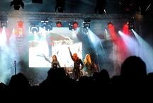 ((e)) naživo - Live production / Živá produkcia - ozvučenie, osvetlenie, pódiá, prestrešenia pódií