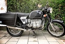 My Bike 1972 BMW 750 75/5  / Some nice pics of many 75/5s out there! / by Cropable Relationships