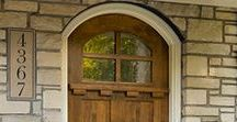 Doors / Door products used on remodel projects by Sicora Design Build