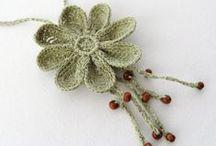 Crochet Flowers / by Sheila Martin