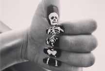 Halloween Nails / Halloween ^-^