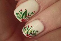 Christmas Nails / Nataleeeee