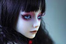 my doll dearest / BJD inspiration